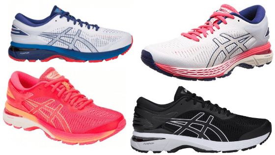 Gel Kayano, las zapatillas de Asics para larga distancia